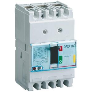 Автоматический выключатель DPX 160 3P 100А 16kA