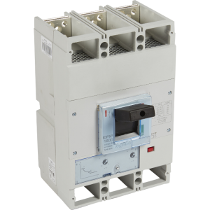 Автоматический выключатель DPX 1600 3P 1000А 36kA термомагн.расц.