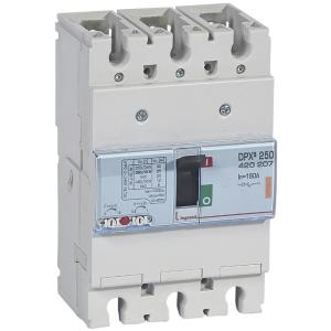 Автоматический выключатель DPX 250 3P 160А 25kA терм. расц.