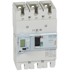 Автоматический выключатель DPX 250 3P 250А 25kA эл. расц.