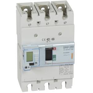 Автоматический выключатель DPX 250 3P 100А 25kA