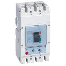 Автоматический выключатель DPX 630 3P 400А 36kA термомагн.расц.