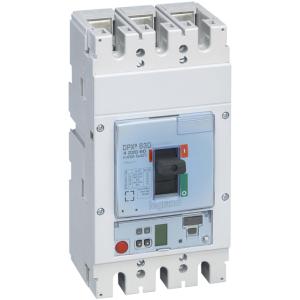 Автоматический выключатель DPX 630 3P 250А 36kA эл.расц.S2