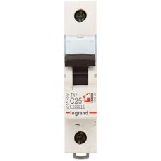 Автоматический выключатель TX 6 кА 1П 50 А