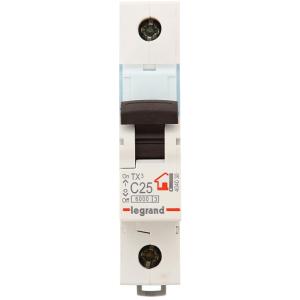 Автоматический выключатель TX 6 кА 1П 10 А