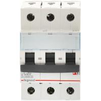 Автоматические выключатели Legrand TX3 (6-63А)