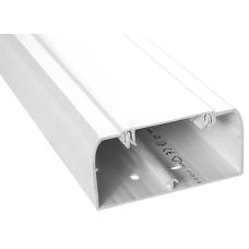 Кабель-канал DLP 50x80 - 1 секция - 1 крышка 65 мм 2 м