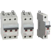 Автоматические выключатели DX3 (1-63А)