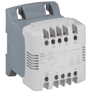 Трансформатор понижающий Legrand 230/400В / 24/48В - 100ВА