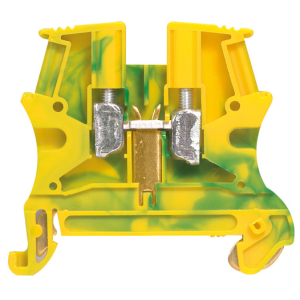 Винтовая клемма 10х10 Viking 3 желто-зеленый