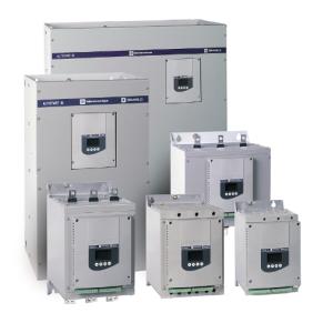 Устройство плавного пуска ATS48 1000A 400В - ATS48M10Q