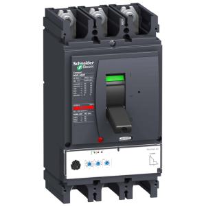 Автоматический выключатель NSX100F Micrologic 2.2 100A