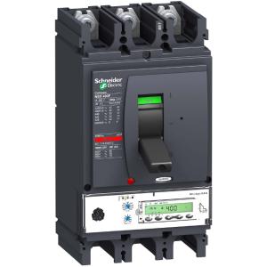 Автоматический выключатель NSX100B Micrologic 5.2A 100A