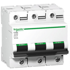 Автомат Acti9 C120N 3П 100A кривая C | ✔️Schneider Electric
