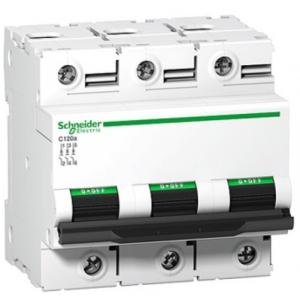 Автоматический выключатель  C120N 3П 100A C
