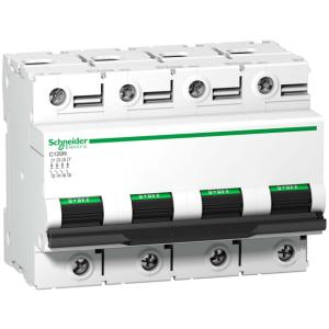 Автоматический выключатель  C120N 4П 100A C
