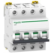 Автоматический выключатель iC60N 4П 20A C