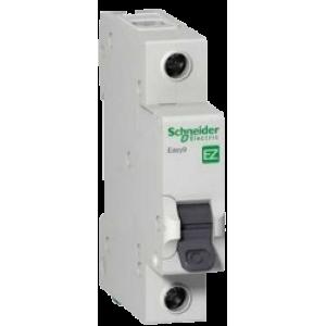 Автоматический выключатель EASY 9 1П 10А С 4,5кА 230В