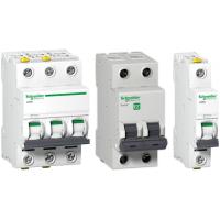 Модульные автоматические выключатели до 125А серий acti9, easy9, NG