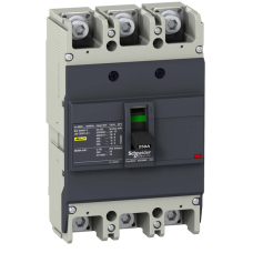 Автомат EZC250N 25 кА/400В 100 A | ✔️Schneider Electric