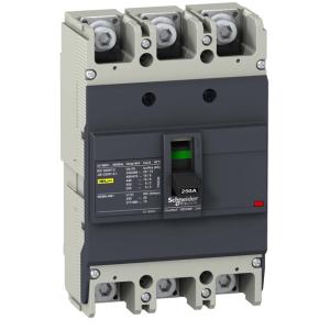 Автоматический выключатель EZC100 10KA/400В 100A