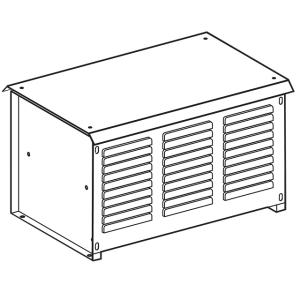 Резистор Тормозной 1,85 Oм 27,4 кВт