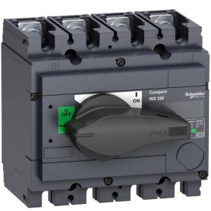 Выключатель-разъеденитель INS250 3П