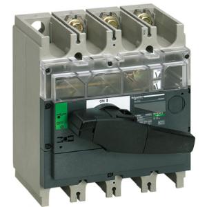 Выключатель-разъеденитель INV100 3П