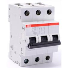 Автоматический выключатель 3-пол. S203 C10