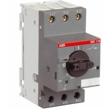 Автоматич.выключ. MS116-0.4 50 кА с регулир. тепловой защитой 0,25A-0,40А