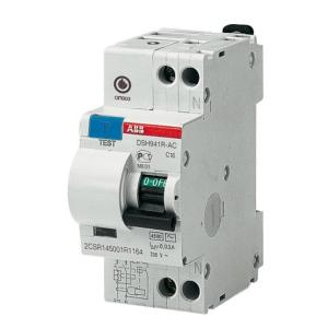Автомат дифференциальный DSH941R C10 30мА тип АС