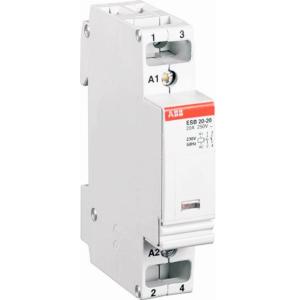 Контактор модульный ESB-24-20 (24А AC1) 230В AC/DC