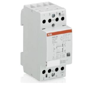 Модульный контактор с руч.упр. EN24-30 (24А AC1) 230 AC/DC
