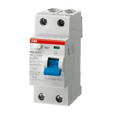 Выключатель диф.тока 2мод. F202 AC-63/0,03