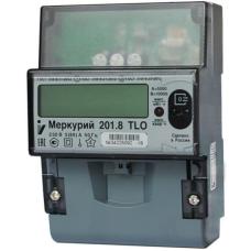 Счетчик 1-фазный многотарифный 5-80А Меркурий 201.8TLO