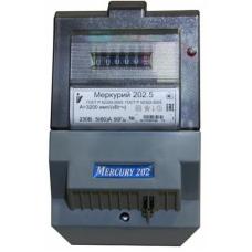 Счетчик 1-фазный 1-тарифный 5-60А Меркурий 202.5