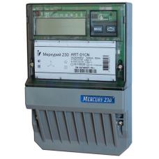 Счетчик 3-фазный многотарифный 10-100А Меркурий 230 АRT-02 PQRSIN