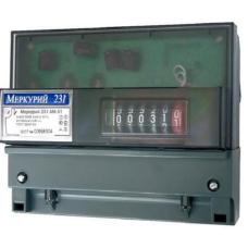 Счетчик 3-фазный 1-тарифный 5-60А Меркурий 231 АМ-01