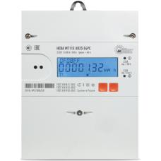 Счетчик 1-фазный многотарифный НЕВА МТ 115 AR2S E4PC 5-80А