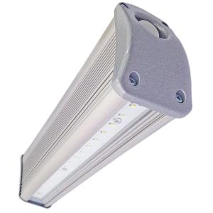 FAROS Светильник FG 55 100W 4000К Прозрачный с БАП IP65
