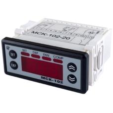 МСК-102-14  Блок управления холодильными машинами