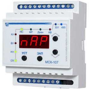 МСК-107 Контроллер насосной станции