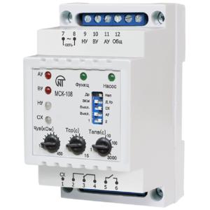 МСК-108 Контроллер насосной станции