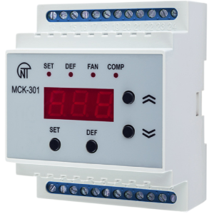 МСК-301-3 Контроллер температурный
