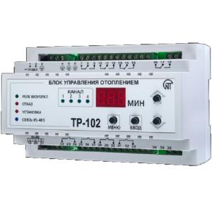 ТР-102 Блок управления отоплением