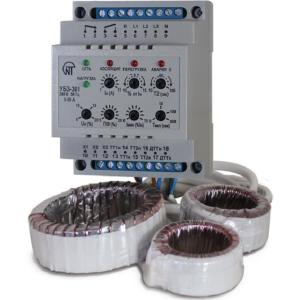 УБЗ-301  (5-50А)  Универсальный блок защиты асинхронных ЭД