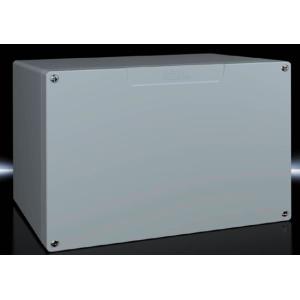 GA Корпус из литого алюминия 122х120х80