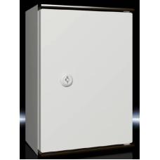 KS Пластиковый шкаф 600x800x300 с МП глухая дверь