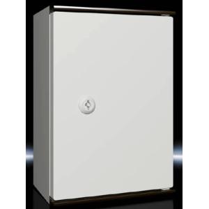 KS Пластиковый шкаф 250x350x150 с МП глухая дверь