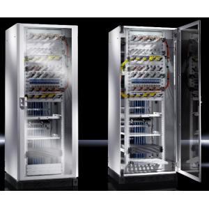ТЕ8000 Шкаф 600x1200x1000 24U вентилируемые двери, бок. стенки
